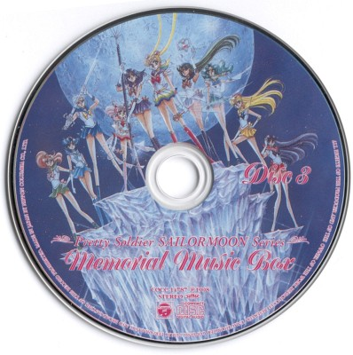 Music Box Disc 3 Disc