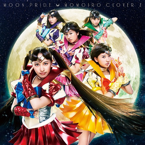Moon Pride Momoclo Version KICM-1533