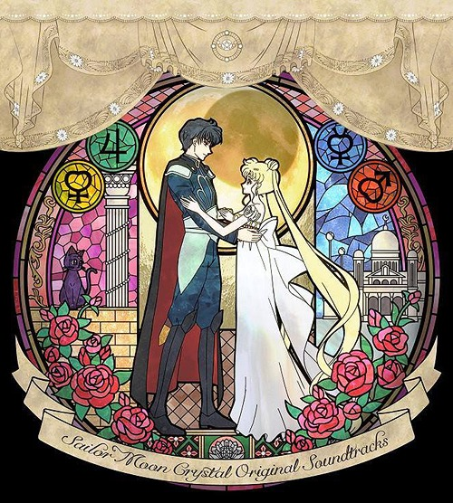 Sailor Moon Crystal Original Soundtrack KICA-3226