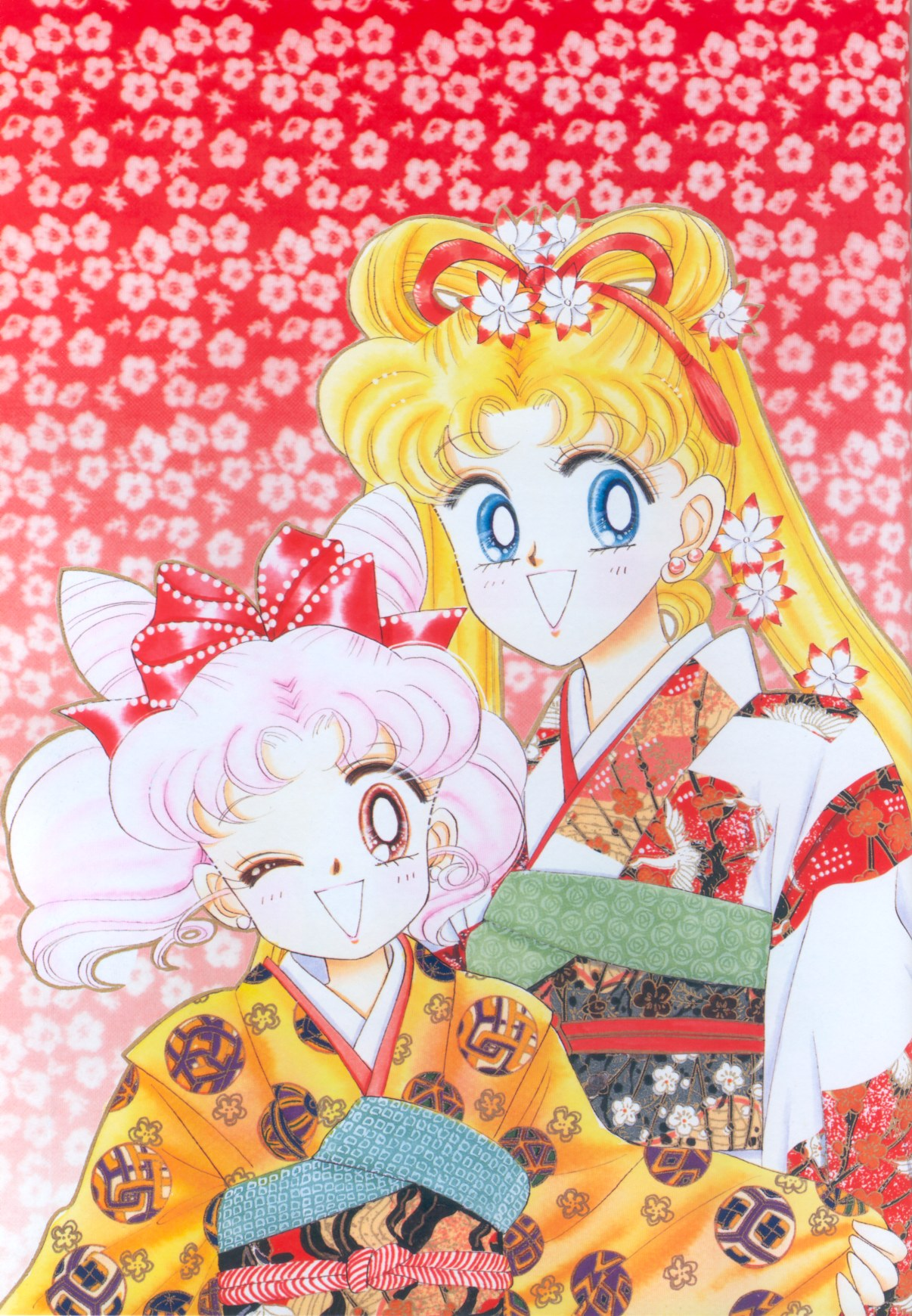 sailormoon artbook 3 43